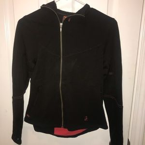 Chrome Industries merino wool hoodie sweatshirt xs
